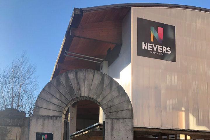 Nevers ikastetxea colegio concertado en Durango