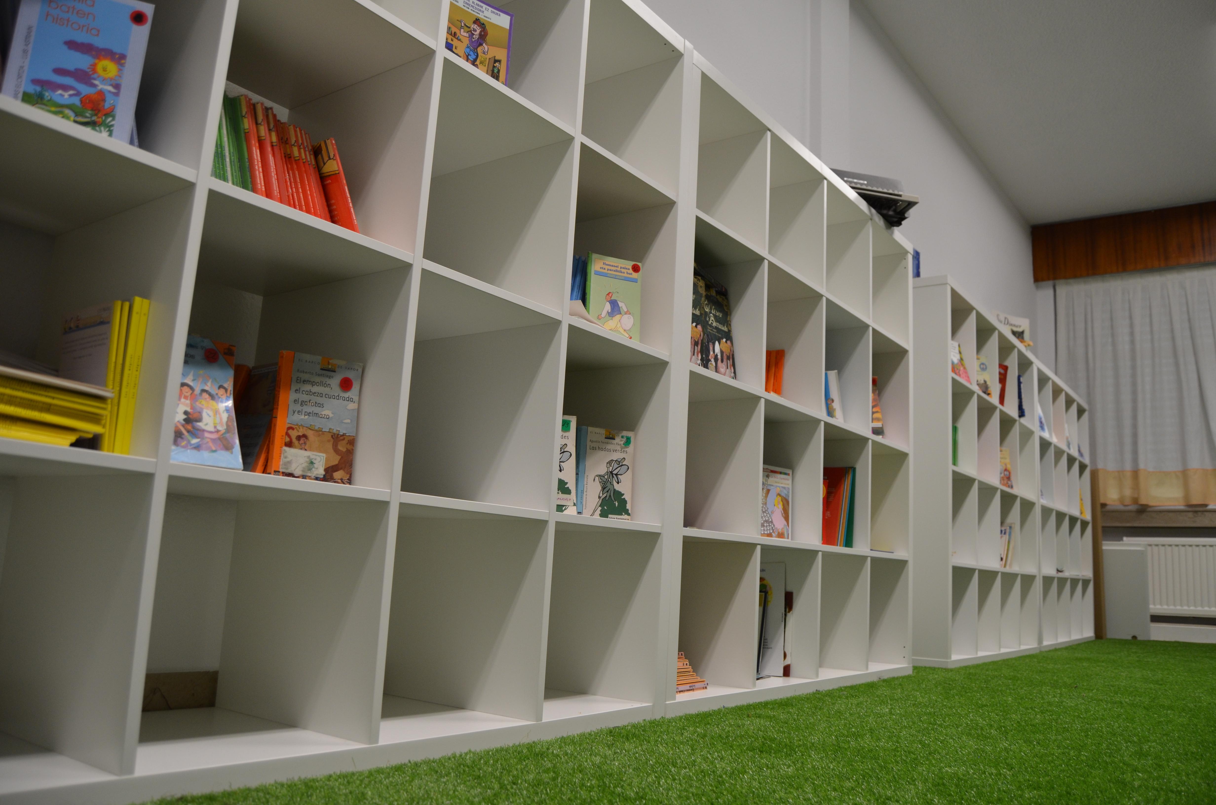 Lectura en colegios