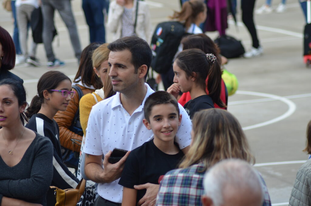 Madres y padres de alumnos ikastetxea