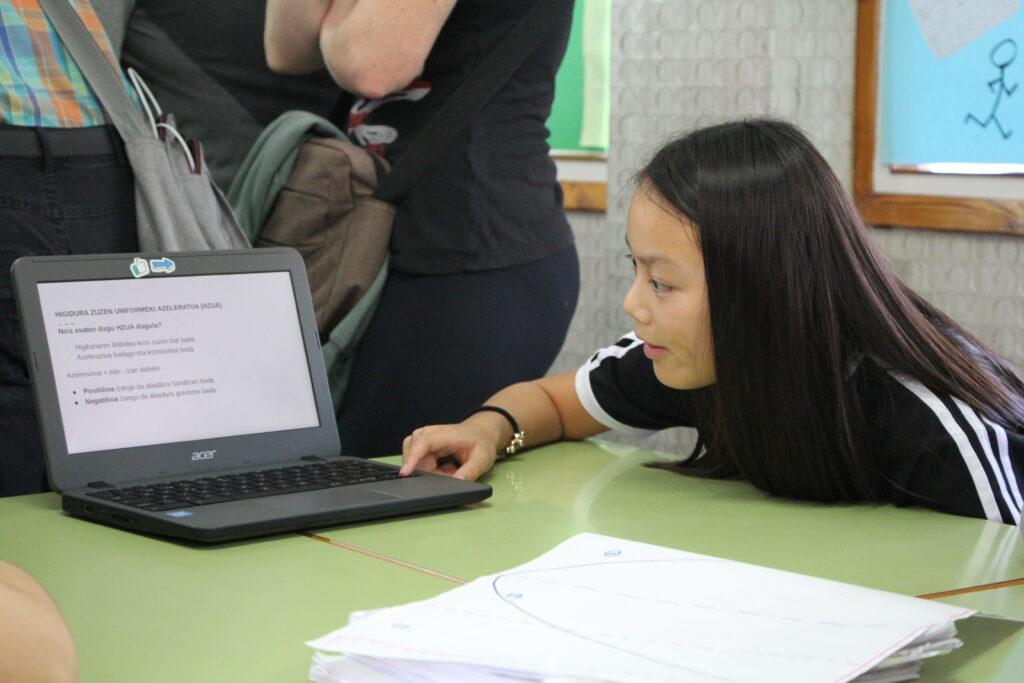 En Nevers Ikastetxea seguimos la metodología de enseñanza-aprendizaje basada en proyectos.