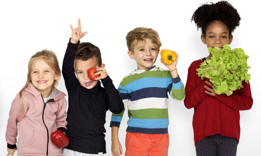 Nevers Ikastetxea colegio Durango Bizkaia alimentación comedor escolar alumnos alumnas verduras