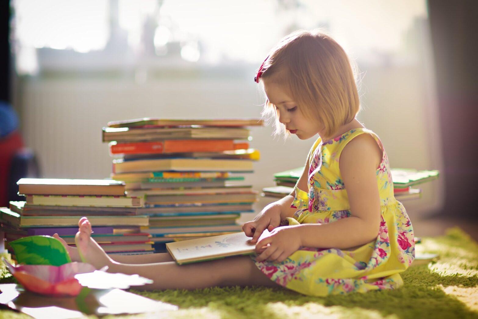 Desarrollar el hábito de la lectura